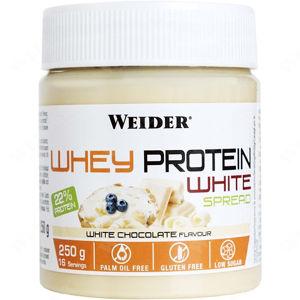 WEIDER Whey Protein Spread bílý krém 250 g