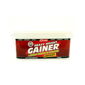 XXLABS Heavy Weight Gainer 3000 g čokoláda