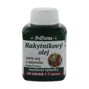 MedPharma Rakytníkový olej 60mg tob.67