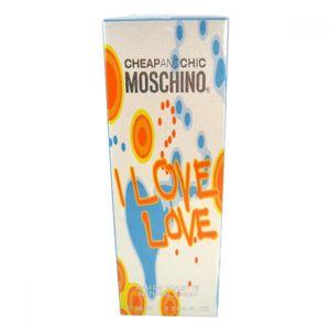 MOSCHINO I Love Love Toaletní voda pro ženy 50 ml, poškozený obal
