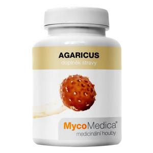 MYCOMEDICA Agaricus 90 želatinových kapslí