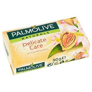 PALMOLIVE Naturals Tuhé mýdlo Almond 6x 90 g