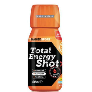 NAMEDSPORT Total Energy Shot Tekutá energie 60 ml