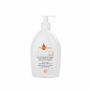 NEBIOLINA Extra jemný čistící gel pro děti 500 ml