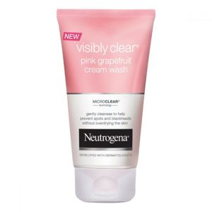 Neutrogena Visibly clear grapefruit cream wash 150 ml