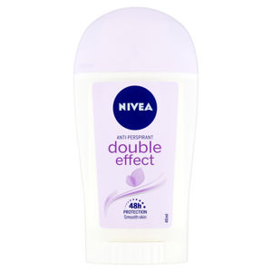 NIVEA Double Effect Tuhý antiperspirant 40 ml
