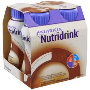 NUTRIDRINK Max  s příchutí čokoládovou 4 x 300 ml