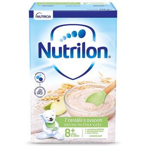 NUTRILON Pronutra Obilno-mléčná kaše 7 cereálií s ovocem 225 g