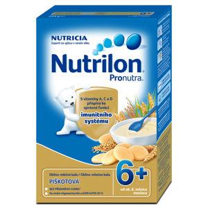 NUTRILON Pronutra Mléčná kaše Krupicová s piškoty 225 g