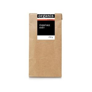 ORGANIS Čaj Černý bez květ 250 g