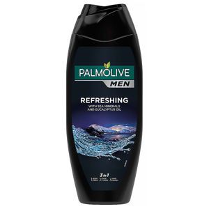 PALMOLIVE For Men Refreshing Blue sprchový gel 500 ml