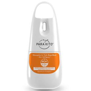 PARAKITO Repelent suchý voděodolný olej ve spreji 75 ml
