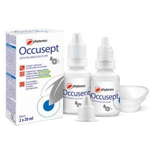 PHYTENEO Occusept aqua 2 x 20 ml