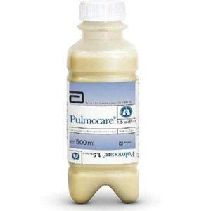 PULMOCARE Roztok vanilka 500 ml