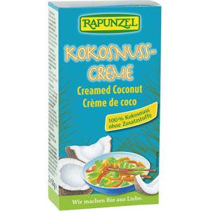RAPUNZEL Kokosový krém BIO 2 x 50 g