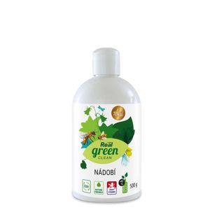 REAL GREEN CLEAN Nádobí 500 g