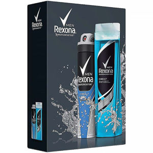 REXONA For men Cobalt 2in1 kazeta