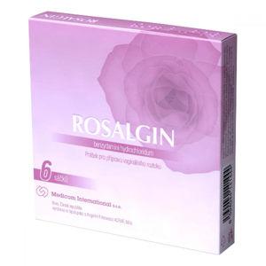ROSALGIN  Prášek pro poševní roztok 6 x 0.5 mg