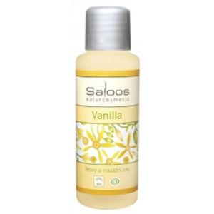 SALOOS Tělový a masážní olej Vanilla 50ml
