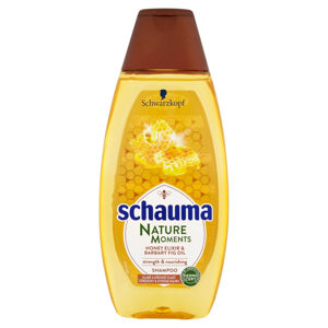 SCHAUMA Nature Moments Šampon na vlasy Medový elixír 400 ml