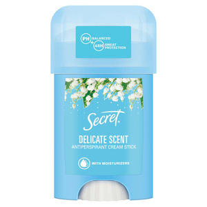 SECRET Krémový antiperspirant Delicate 40 ml