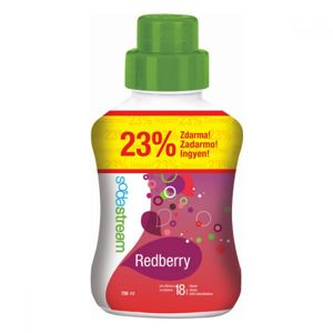 SODASTREAM Sirup Red Berry 750 ml