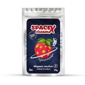 SPACEX CREAM křupavá zmrzlina jahoda 20 g