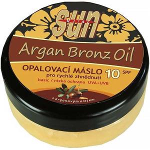 SUN VITAL Opalovací máslo s arganovým olejem OF 10 200 ml