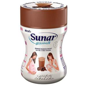 SUNAR Gravimilk s přichutí čokoláda 300 g