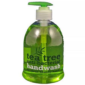 TEA TREE Antibakteriální tekuté mýdlo na ruce 500 ml
