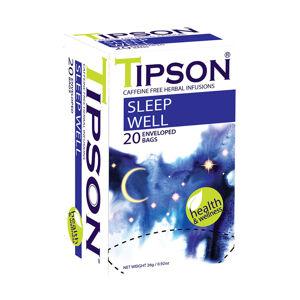 TIPSON Sleep Well health & wellness 20 sáčků