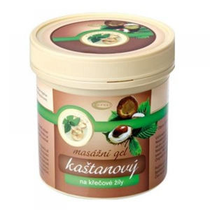 TOPVET Kaštanový gel 250 ml