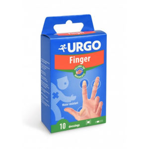 URGO Finger náplasti na prsty 10 ks