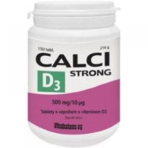 VITABALANS Calci Strong + vitamím D3 150 tablet
