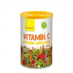 WOLFBERRY Vitamín C kyselina askorbová 350 g
