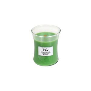 WOODWICK Vonná svíčka váza Palm Leaf 275 g