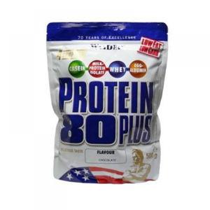WEIDER 80 Plus protein příchuť cookies&cream 500 g