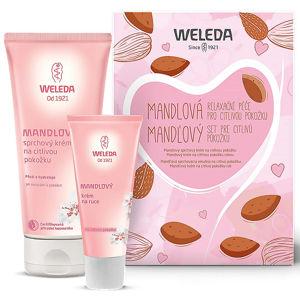 WELEDA  Mandlová péče pro citlivou pokožku dárkový set