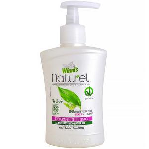 WINNI´S NATUREL Sapone Intimo Thé Verde – hypoalergenní intimní mýdlo 250 ml