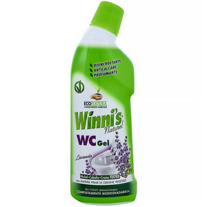 WINNI´S WC gel – hypoalergenní čistič WC 750 ml