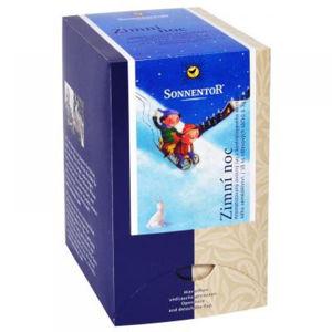 SONNENTOR Zimní noc ovocný čaj BIO 54 g