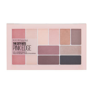 MAYBELLINE The City Dekorativní kazeta Eye + Cheek Palette Pink Edge 12 g